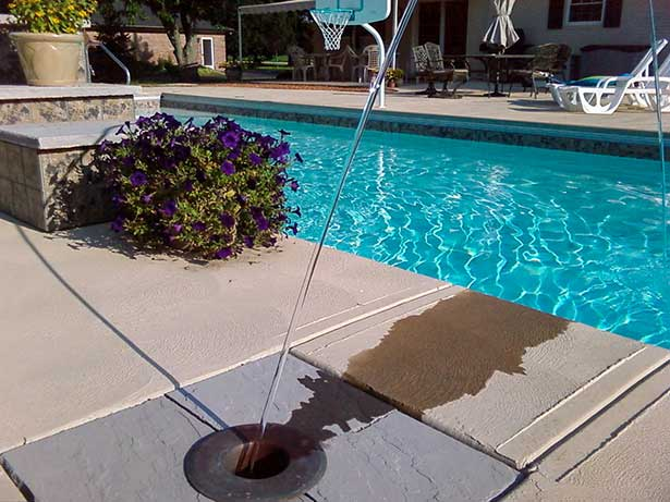 Vinyl Liner Inground Pool
